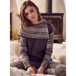 Anthropologie Sweaters - Anthropologie Fairisle Studio Pullover Sweater XS
